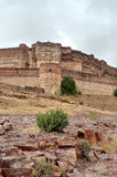 Mehranfort Jodhpur India Royalty Free Stock Photography