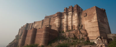 Mehrangarh Fort Royalty Free Stock Image