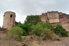 Mehrangarh fort Stock Image