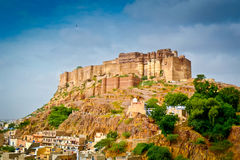 Mehrangarh Fort Stock Images