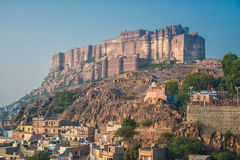 Mehrangarh Fort royalty free stock photo
