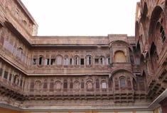 Mehrangarh Fort Stock Image