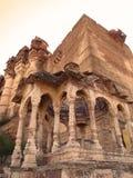 Mehrangarh Fort,Jodhpur Royalty Free Stock Images