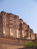 Mehrangarh Fort,Jodhpur Stock Photography