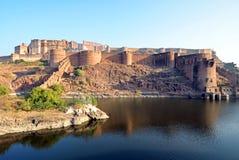 Mehrangarh fort Royalty Free Stock Photo