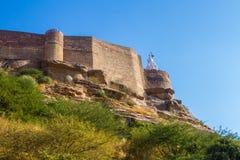 Mehrangarh Fort Royalty Free Stock Photos