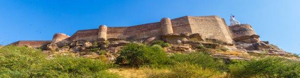 Mehrangarh Fort Stock Photography