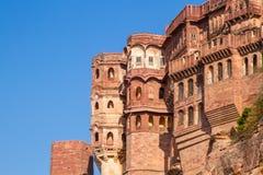 Mehrangarh Fort Stock Images