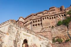 Mehrangarh Fort, Jodhpur Stock Images