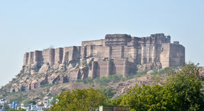 Mehrangarh Fort Royalty Free Stock Photography