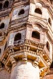Mehrangarh Fort in Jodhpur, Rjasthan, India Stock Photos