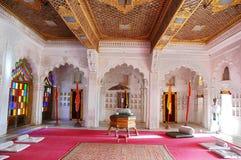 Mehrangarh Fort Stock Photo