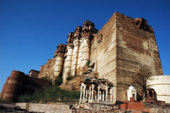 Mehrangarh Fort Royalty Free Stock Photos