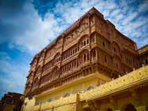 Mehrangarh Fort palace Royalty Free Stock Images