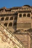 Mehrangarh fortress in Jodhpur, Rajasthan, India Royalty Free Stock Photos