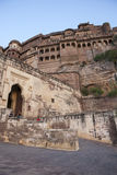 Mehrangarth Fort - Jodhpur - India royalty free stock image
