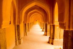 Mehrauli Archeologisch Park, New Delhi Royalty-vrije Stock Foto
