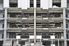 Mehrebenenhandelshohes Gebäude Stockfotografie