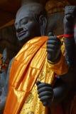 Mehrfache Arme von Vishnu Lizenzfreies Stockfoto