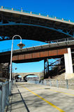 Mehrfache Brücken lizenzfreie stockfotografie