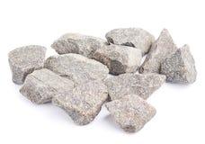 Mehrfacher Granit entsteint die lokalisierte Zusammensetzung Stockbild