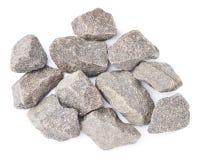 Mehrfacher Granit entsteint die lokalisierte Zusammensetzung Lizenzfreie Stockbilder
