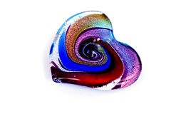 Mehrfarbenglasinneres Stockbilder