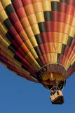 Mehrfarbenheißluftballon   Lizenzfreie Stockbilder