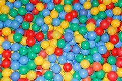 Mehrfarbenkugeln Lizenzfreie Stockfotos