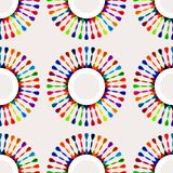 Mehrfarbenmuster lizenzfreie stockbilder