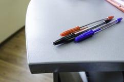 Mehrfarbenstifte Lizenzfreie Stockbilder
