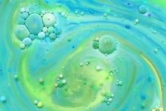 Mehrfarbige abstrakte Blasen Lizenzfreie Stockbilder