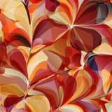 Mehrfarbige Hintergrund-Aquarellmalerei Stockbilder