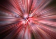 Mehrfarbiger Blitz entziehen Sie Hintergrund Foto mit grellem Effekt lizenzfreie stockbilder