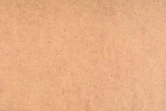 Mehrfarbiger faserartiger Pappbeschaffenheitshintergrund, Abschluss oben Stockbild