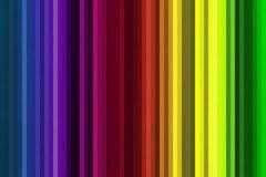Mehrfarbiger gestreifter Hintergrund Stockfoto