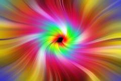 Mehrfarbiger Hintergrund Stockbild