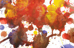 Mehrfarbiger Hintergrund Lizenzfreies Stockbild