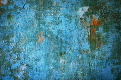 Mehrfarbiger konkreter Hintergrund stockbild