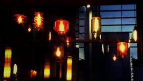 Mehrfarbiger Nachthintergrund Lizenzfreies Stockfoto