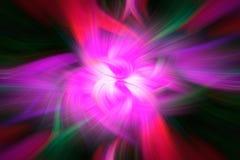 Mehrfarbiger Strudel-Hintergrund Stockbild