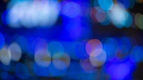 Mehrfarbiges abstraktes bokeh Lizenzfreie Stockfotografie