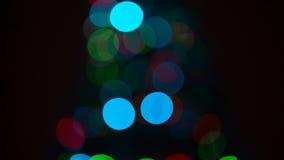 Mehrfarbiges abstraktes bokeh Lizenzfreie Stockbilder