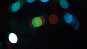 Mehrfarbiges abstraktes bokeh Lizenzfreies Stockbild