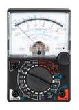 Mehrfunktionales analoges Meter Lizenzfreies Stockbild