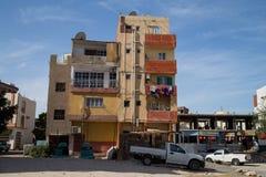Mehrstöckiges Gebäude Lizenzfreies Stockbild