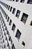 Mehrstöckiges Gebäude der Wohnung Lizenzfreie Stockfotografie