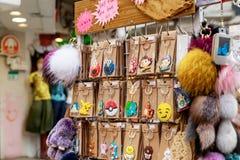 24 mei, 2017 de mening van Ximending-het winkelen straat in Taipeh, Ta Royalty-vrije Stock Afbeeldingen