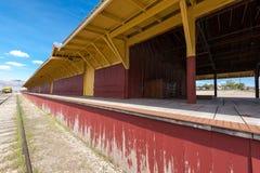 11 Mei 2015 Nevada Northern Railway Museum, het Oosten Ely Royalty-vrije Stock Foto's