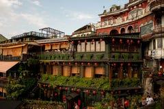 Mei Tea House, Jiufen, Taïwan Photos stock